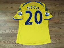 Deco Chelsea Barcelona Shirt Jersey Trikot Match Un Worn Player Issue Formotion