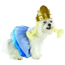 Two Piece Dog Princess Pet Costume Halloween Size L/XL 100+ pounds NEW