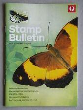 Australia Post Stamp Bulletin Issue No. 340 May - Jun 2016 Beautiful Butterflies