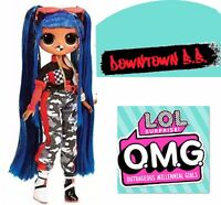 LOL OMG • DOWNTOWN B.B. • BIG Doll  • New Amazing Surprise Top FASHION Family