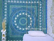 Classic Batik Traditional Floral Ethnic Wall Decor Bedding Bedspread Bedding