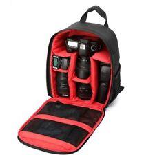 Mochila Impermeable Cámara DSLR Réflex FUNDA Bolsa de hombro Canon Nikon Sony M