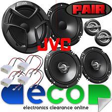 Ford C Max 2003-2010 Front & Rear Door 1200 Watts Car Speakers Full Upgrade Kit