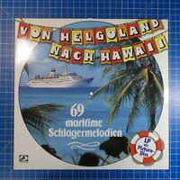 Von Helgoland nach Hawaii LP als Picture Disc Marcato 436220 LP14a