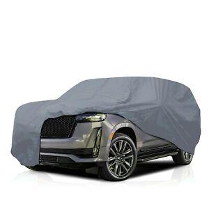 [CSC] 4 Layer Semi Custom Fit SUV Car Cover for Cadillac Escalade ESV 2007-2010