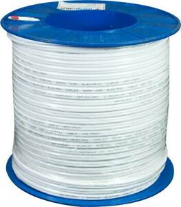 1.5mm Twin and Earth TPS Electrical LIGHT Cable 100mtr Roll