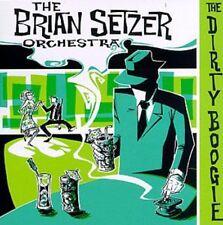 Brian Setzer, Brian Setzer Orchestra - Dirty Boogie [New CD]