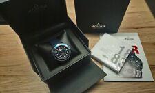 Smartwatch ALPINA Seastrong Horological watch SWISS made NEW AL-282LNN4V6