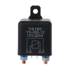 200Amp 24V Start Relay 4Pin Heavy Duty ON/OFF Switch Split Charge Relay For Car