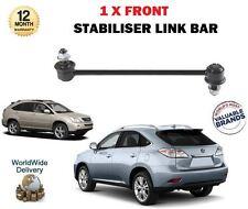 FOR LEXUS RX300 RX350 RX400 RX450H HYBRID 2003--> 1 X FRONT STABILISER LINK BAR