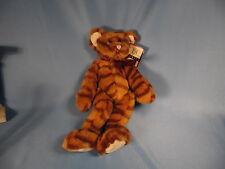 FIESTA PLUSH STUFFED LION named PRECIOUS, 12 INCHES TALL,has original label 1999