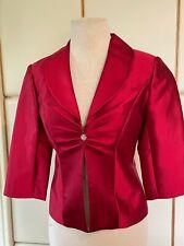 Talbots Petite Dressy Silk Tuxedo Blazer