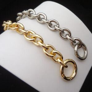 Purse Chain Strap Handle Shoulder Crossbody Handbag Metal Replacement Aluminum