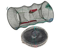 NEW HEAVY DUTY CRAB TRAP NET FOR CRAB PRAWN SHRIMP CRAYFISH LOBSTER FISHING POT