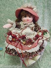 "mf-7  Robin Woods/Pittsburgh Originals Doll - ""ANN"" by Chris Miller MIB, musical"