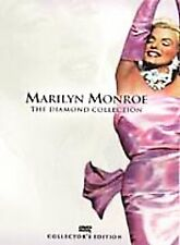 Marilyn Monroe: The Diamond Collection Volume 1 (DVD, 2001, 6-Disc Set) NEW!