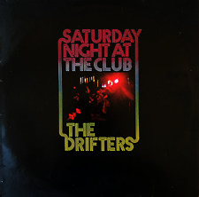 THE DRIFTERS - SATURDAY NIGHT AT THE CLUB (LP) (VG-/G-VG)