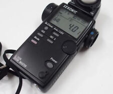 USED Sekonic L-508 Zoom Flash Master Digital Light Meter from japan