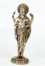 DHANVANTARI DER AYURVEDAGOTT 32 CM HOCH HIMALAYA BUDDHA  YOGA MEDITATION STATUE