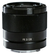 Sony SEL20F8 20mm F/2.8 Wide Angle Prime Fixed Lens Perfect for streaming