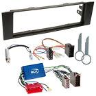 AUDI A3 8pa 04-06 1-din Radio Coche Set montaje + CABLE ,Adaptador, marco de