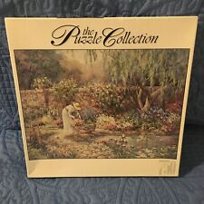 750 piece Puzzle Collection - Her Garden by Barbara Mock - Brand New Sealed