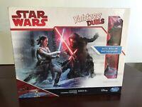 Disney's Hasbro Star Wars Edition Yahtzee Duels Game Brand New Sealed Free Ship