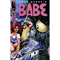 Babe (1994 series) #2 in Near Mint condition. Dark Horse comics [*dd]