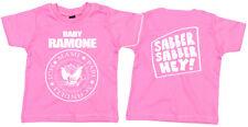 Baby Ramone Slaver Slaver Hey Pink Baby-T-Shirt