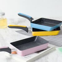 Square Non-Stick Frying Food Pan Japanese Omelette Egg Roll Cooker Cookware/*