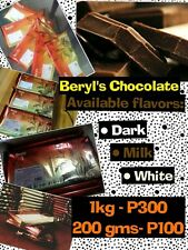 Beryl's Compound Chocolate Bars