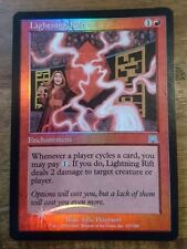 1 Lightning grieta-grieta de los flashes-Magic the Gathering-FOIL