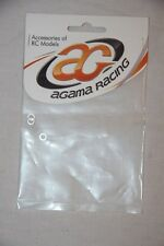 Agama RC - Rondelles d´amortisseur 3x6x0.5 - A8 Evo - Washer 3*6 - 0360