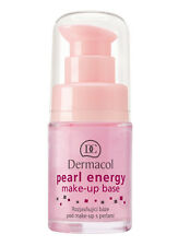 Dermacol Pearl Energy Make-up Base 15ml Brightening Smoothing Primer Transparent