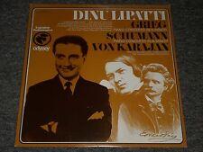 Dinu Lipatti~Grieg~Schumann~Von Karajan~Odyssey 32 16 0141~FAST SHIPPING