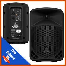 """Behringer EUROLIVE B108D 300W 8"""" Active Speaker"""