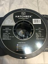Empty Plastic Filament Spool - Hatchbox PLA Spool for crafts & Christmas Lights