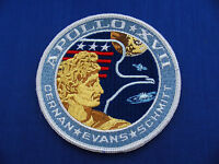 Vintage Lion Brothers Apollo 17 (XVII) Patch Mint or Near Mint NASA