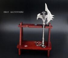 WOW Wrathful Gladiator's Sunderer Lich King Arthas Menethil Frostmourne 12.5cm