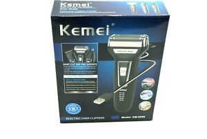 Kemei Electric Hair Clippers Electric USB Rechargeable
