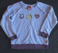 Small Paul 4 Girls Horse Shirt VGUC purple long sleeve BTS pony Frank