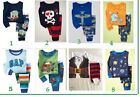 NEW Baby Toddler BOYs Long Sleeve Pyjamas SET / COTTON PJ'S size 1/2/3/4/5/6/7