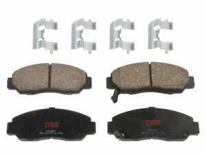 Front Brake Pad Set For 06-11 Acura Honda CSX Civic Premium Touring YR25K7