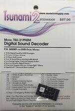 Soundtraxx 885009 Tsunami 2 TSU-21P NEM EMD DIESELS Sound Decoder  MODELRRSUPPLY