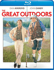 The Great Outdoors (1988) Dan Aykroyd, John Candy | New | Blu-ray Region free