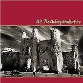 U2 - THE UNFORGETTABLE FIRE (REMASTERED) - CD - NEW