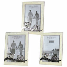 Hearts Love Silver Photo & Picture Frames
