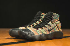 cc1f410390d0 Nike Hyperdunk 2017 Flyknit MULTICOLOR MULTI COLOR RAINBOW 917726-006 sz  11.5