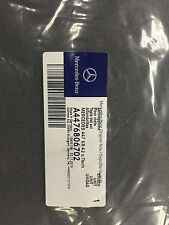 Genuine Mercedes Benz Metris Carpet Mat Black Rear Trunk Luggage area 4476806702