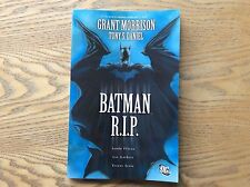 Batman R.i.p Graphic Novel! Look In The Shop!